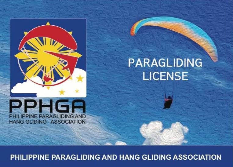 paragliding license philippines